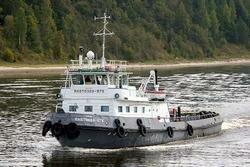 Буксир - вспомагательное судно