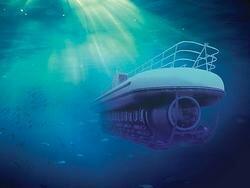 Туристическая подводная лодка