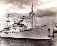 Научное судно Витязь
